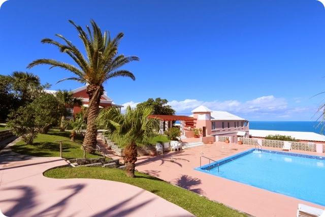 Hamiltonian Hotel Bermuda resort
