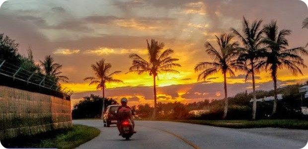 R Sunset-Bermuda-rental-bike-