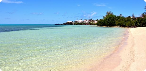 Somerset Long Bay Beach Bermuda