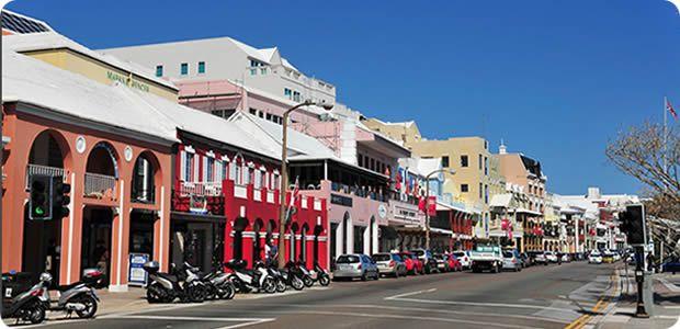 r Hamilton Front Street Bermuda