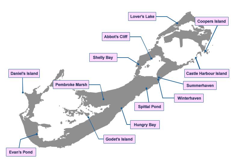 Bermuda-Nature-Reserve-Map