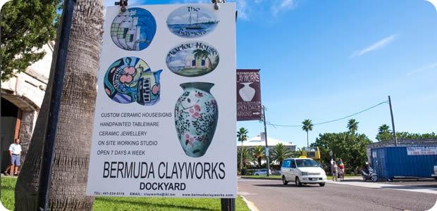 R Bermuda Clayworks