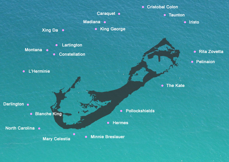 bermuda-shipwrecks-map