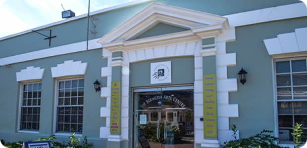 r Bermuda Arts Centre at Dockyard