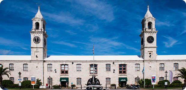 r Dockyard Clock Tower Bermuda