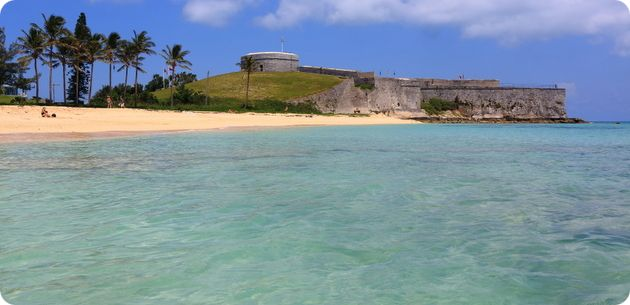 r Fort-St-Catherine-Bermuda