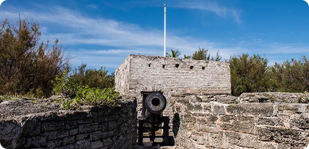 r Gates Fort Bermuda