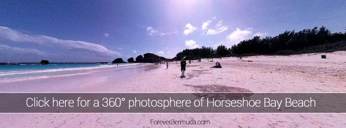 Horsehoe Bay Bermuda panorama
