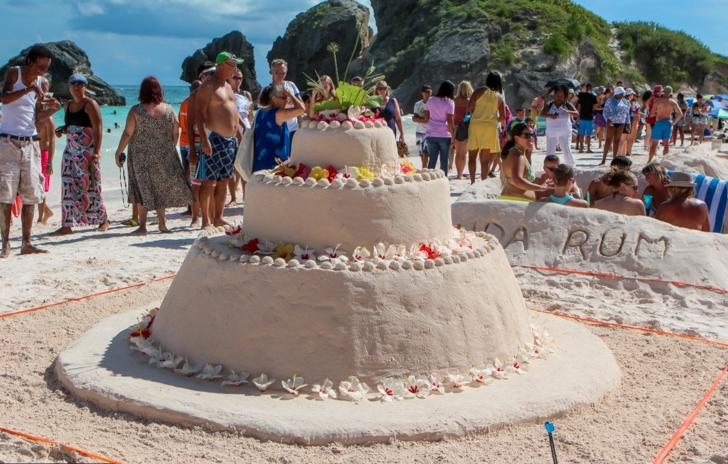 Bermuda Sandcastle Contest 2013 (1)
