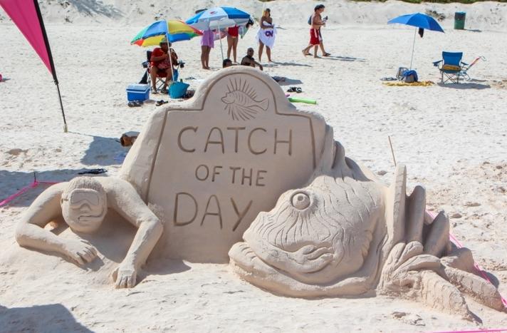 Bermuda Sandcastle Contest 2013 (3)
