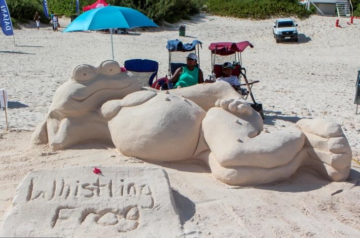 Bermuda Sandcastle Contest 2013 (7)