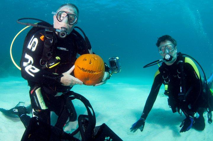 Bermuda Underwater Halloween by Sergey Goncharov (10)