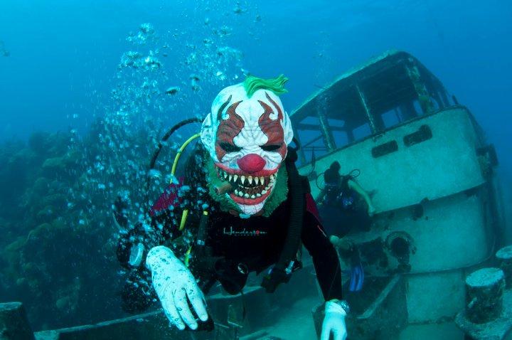 Bermuda Underwater Halloween by Sergey Goncharov (12)