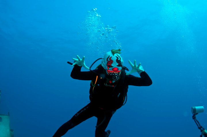 Bermuda Underwater Halloween by Sergey Goncharov (13)