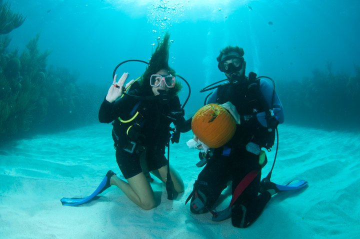 Bermuda Underwater Halloween by Sergey Goncharov (14)