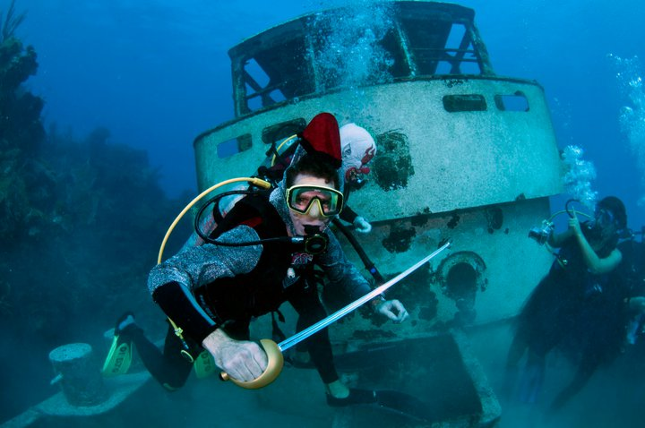 Bermuda Underwater Halloween by Sergey Goncharov (15)