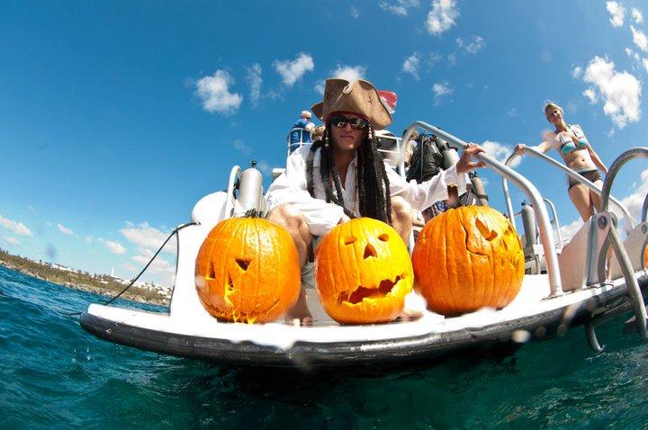 Bermuda Underwater Halloween by Sergey Goncharov (9)