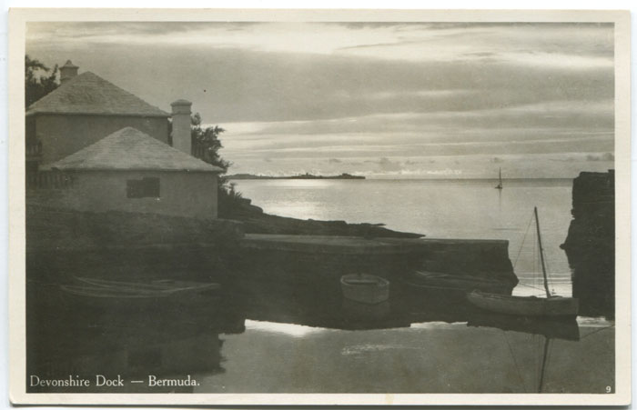 Devonshire Dock, circa 1930