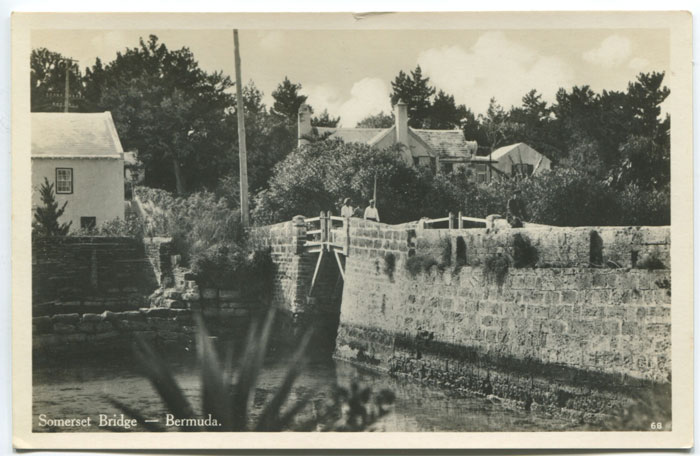 Somerset Bridge, circa 1935