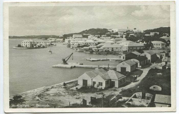 St Georges, circa 1935
