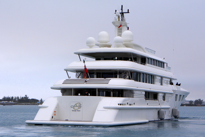 Superyacht Lady S in Bermuda (2)