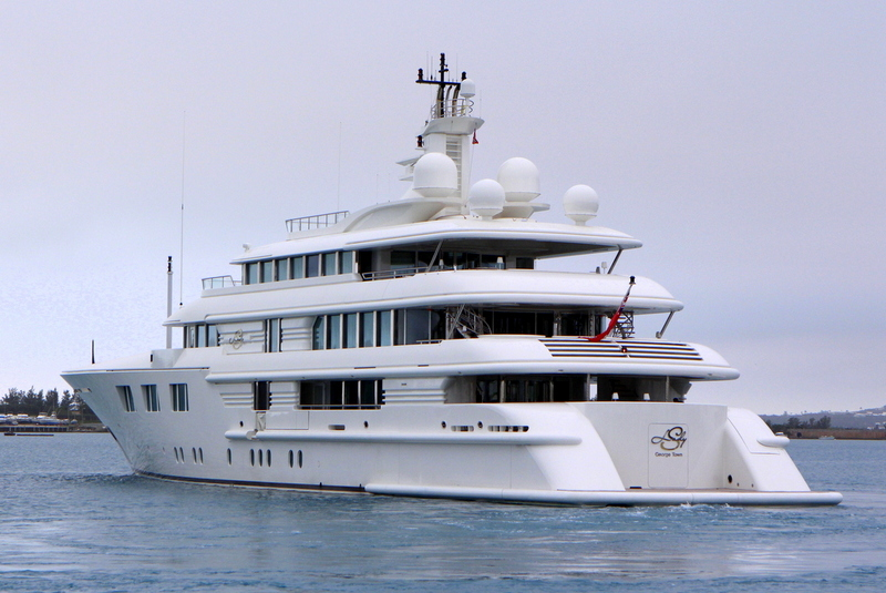 Superyacht Lady S in Bermuda (4)