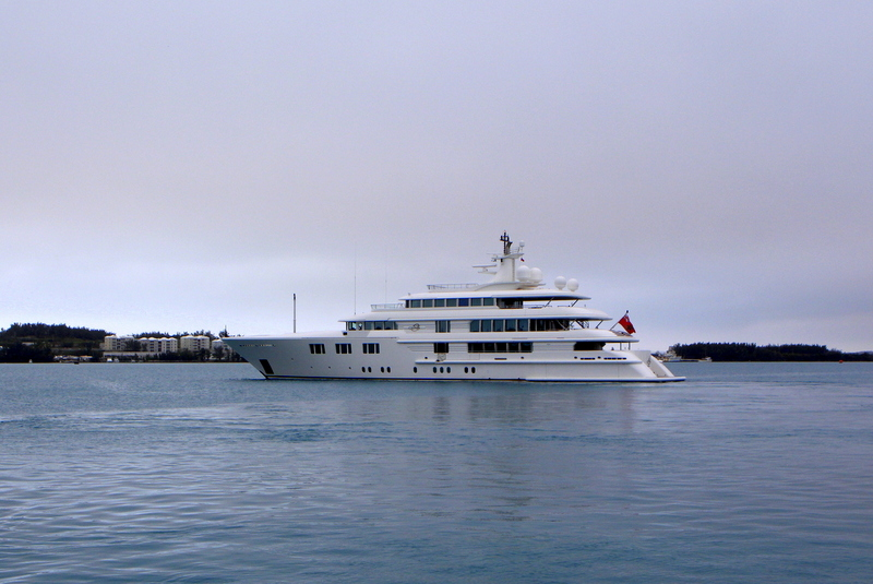 Superyacht Lady S in Bermuda (6)
