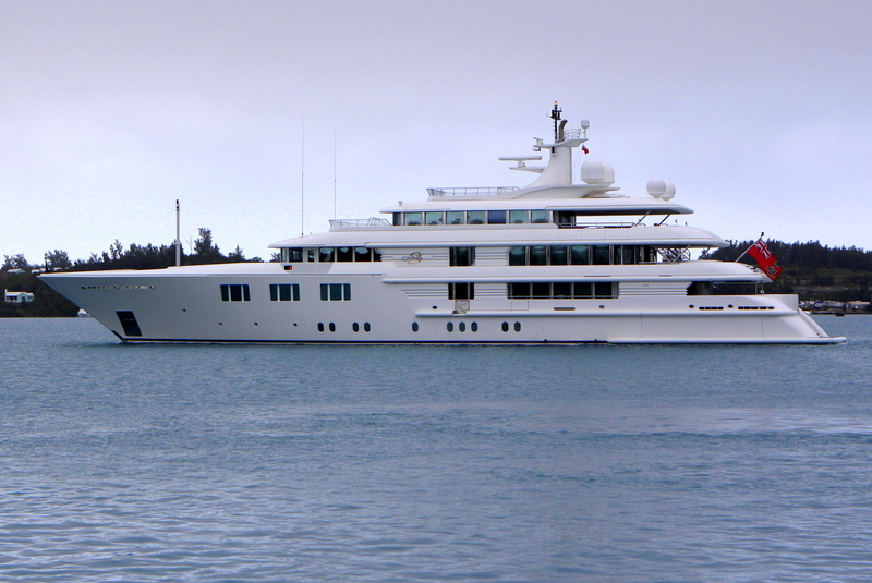Superyacht Lady S in Bermuda (7)