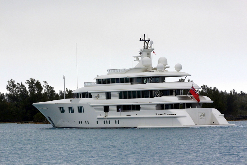 Superyacht Lady S in Bermuda (8)