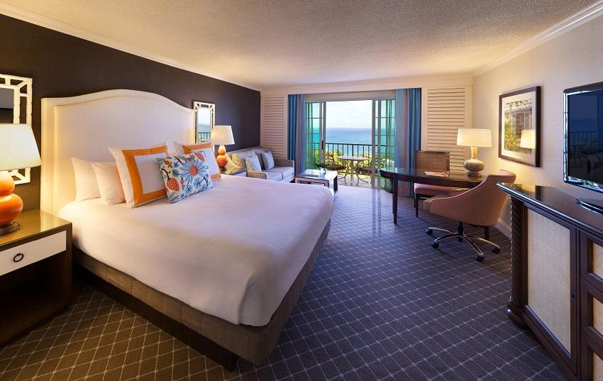 Bermuda Fairmont Southampton Hotel Upgrades