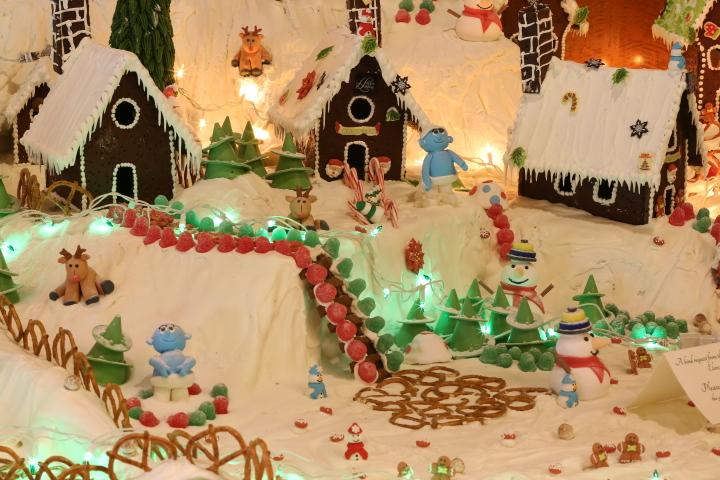 Bermuda Fairmont Southampton Gingerbread Village 2014 (12)