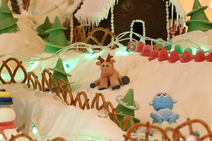 Bermuda Fairmont Southampton Gingerbread Village 2014 (14)