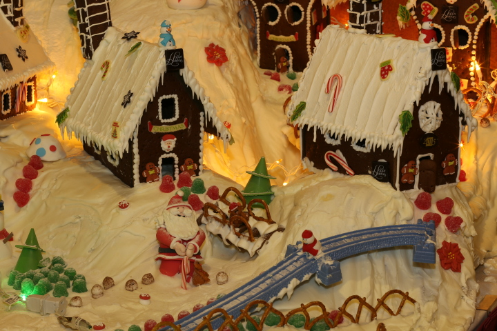 Bermuda Fairmont Southampton Gingerbread Village 2014 (21)