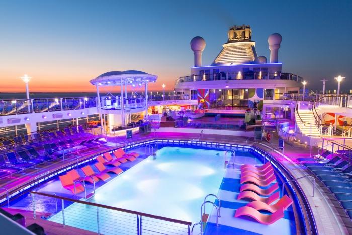 Quantum Of The Seas Pools Exploring 'An...