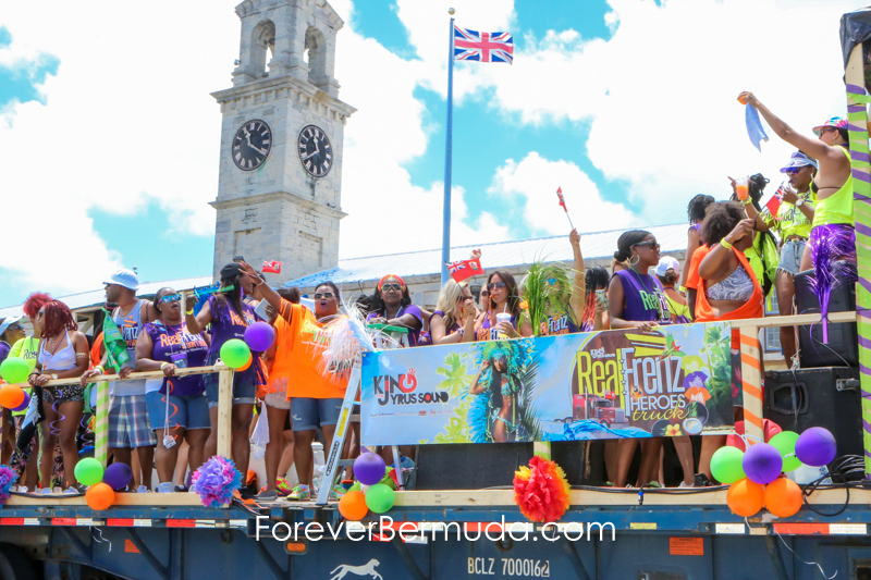 Bermuda Heroes Weekend, June 13 2015-2