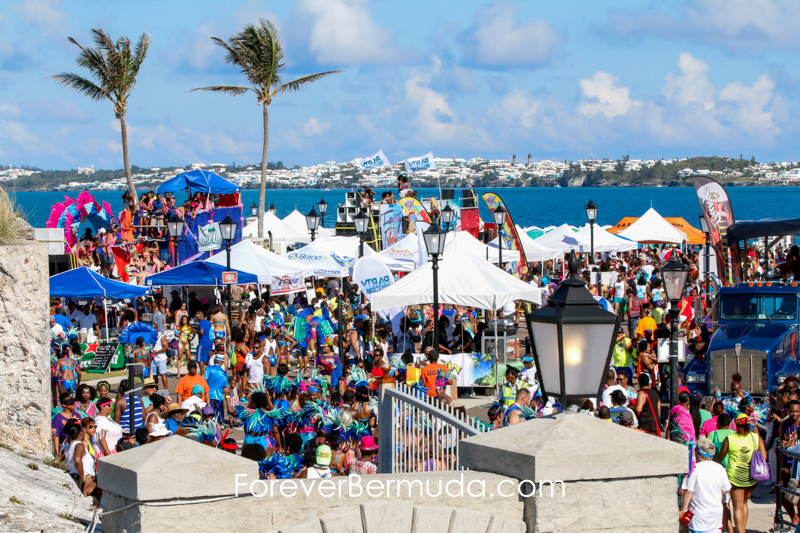 Bermuda Heroes Weekend, June 13 2015-6
