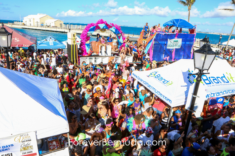 Bermuda Heroes Weekend, June 13 2015-7