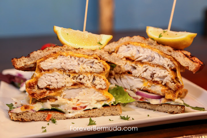 A look at bermuda 39 s best fish sandwiches forever bermuda for Good fish sandwich near me