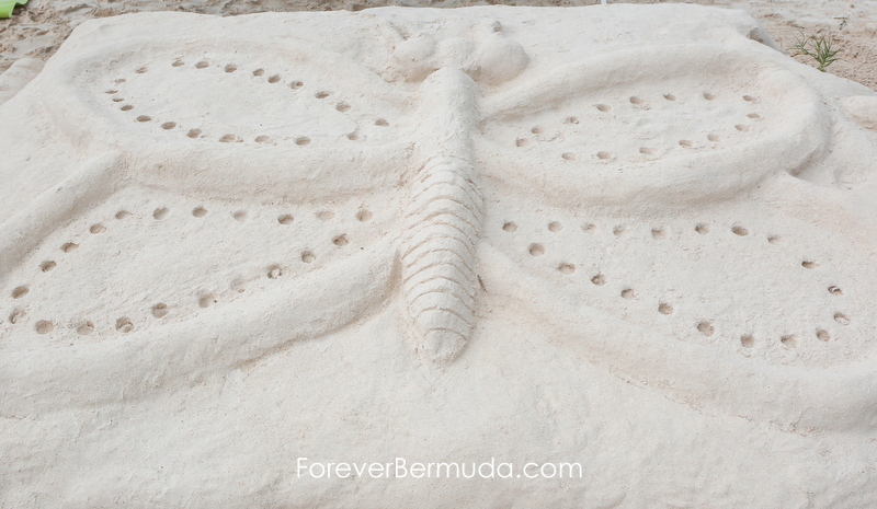 Sand Sculpture Competition Horseshoe Bay Beach Bermuda, September 5 2015-58