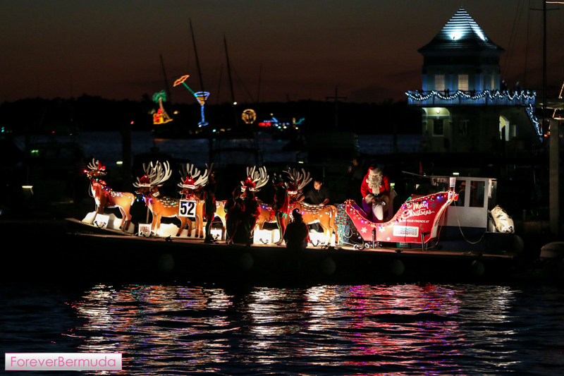 Christmas Boat Parade Bermuda, December 12 2015-3