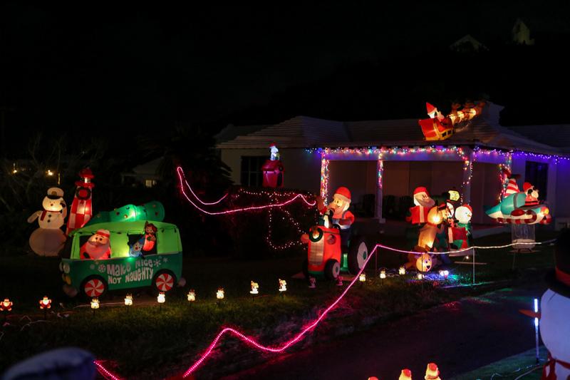 Christmas Lights Decorations Bermuda, December 23 2015-243