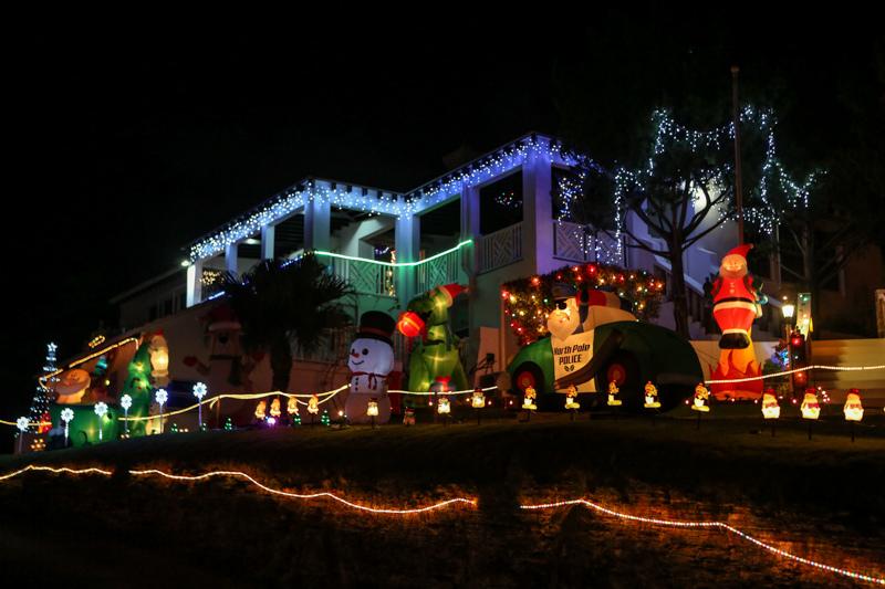 Christmas Lights Decorations Bermuda, December 23 2015-258