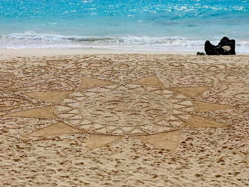Sandkastle-Skanking
