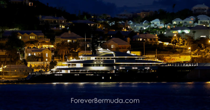 Photos Of Top 10 Superyachts In Bermuda