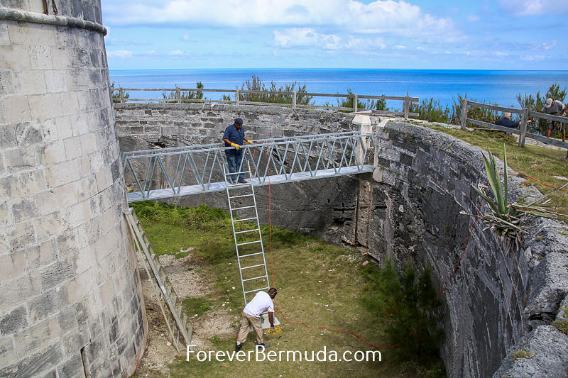 Martello Tower, Ferry Reach St George's, Forever Bermuda, May 3 2016 (3)