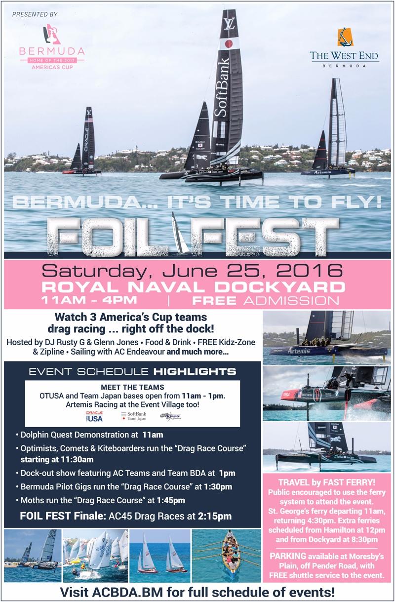 Foil-Fest-Bermuda-Poster-2016