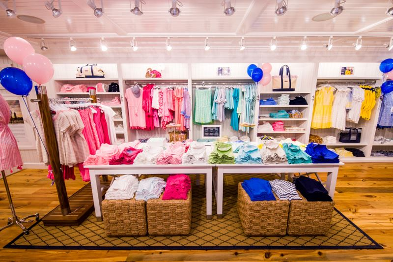 1a6b8b5769b A new Vineyard Vines store was recently unveiled in Bermuda by A.S. Cooper    Sons ...