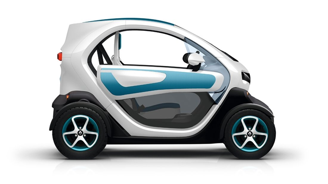 Renault Twizy, one of the models that may be allowed
