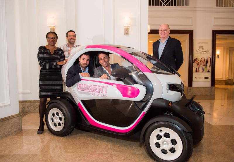 Bermuda Car Rental >> Hamilton Princess To Offer Minicar Rentals Forever Bermuda