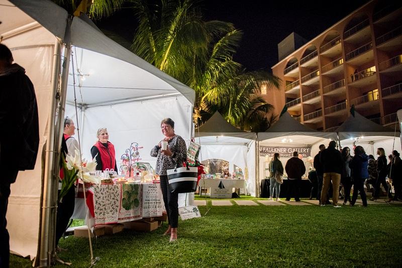 Hamilton Christmas Market.Hamilton Princess Hosts Christmas Market Forever Bermuda